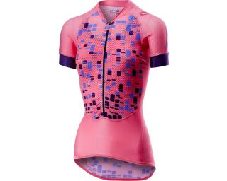 Castelli Climber's W Cycling Jersey Pink
