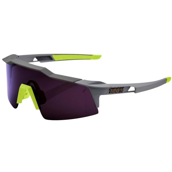 100% Speedcraft SL Purple Cykelbrille | Glasses