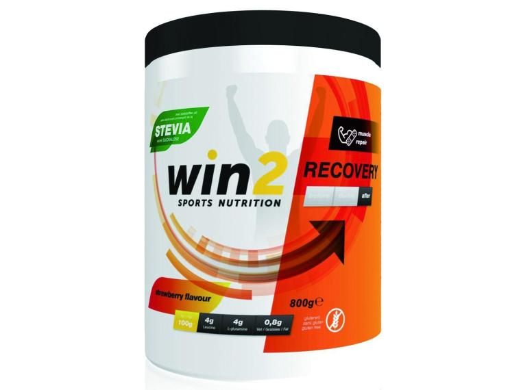 WIN2 Recovery Drink Strawberry