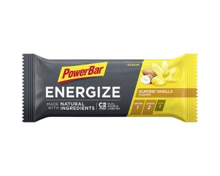 PowerBar Energize Bar Natural Ingredients Amandel