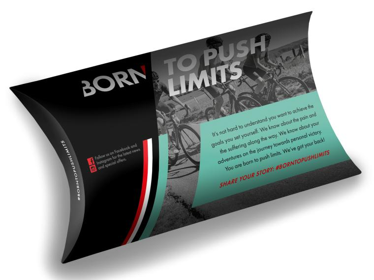 Born To Push Limits Box