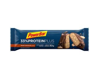 PowerBar 33% ProteinPlus Bar  Chocolate