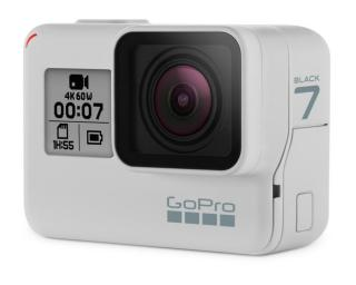 GoPro Hero 7 Black (Dusk White) Ltd Action Camera