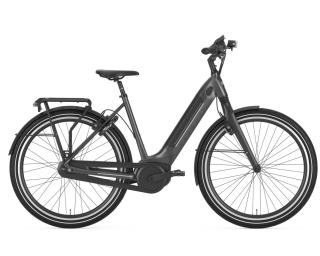 Gazelle Ultimate C8 Plus HMB E-Bike Damen / Grau
