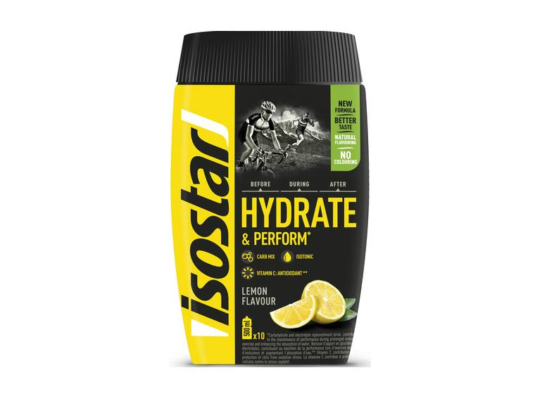 Boisson Isostar Hydrate & Perform Citron