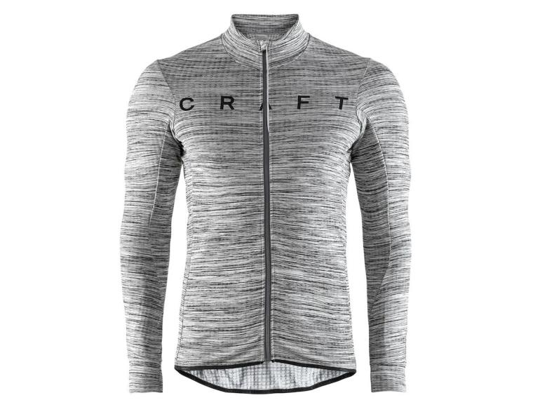 Maillot Craft Reel Thermal Blanc
