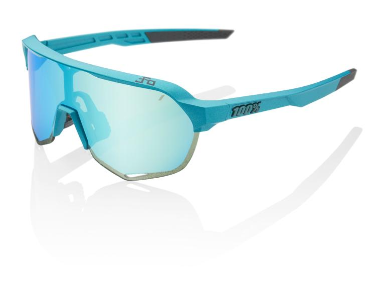 100% S2 Peter Sagan Limited Edition Cycling Glasses Peter Sagan LE Blue Topaz