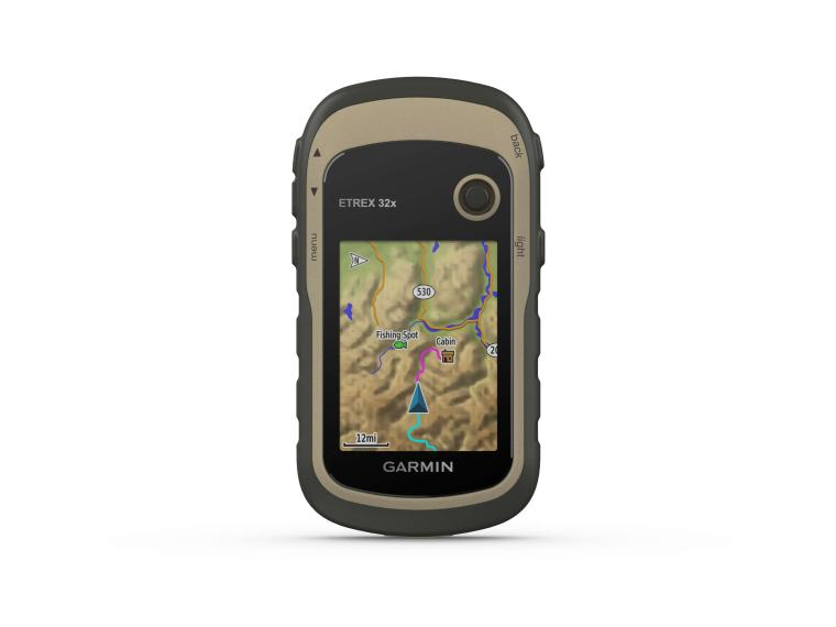 Garmin eTrex 32x Cycle Computer