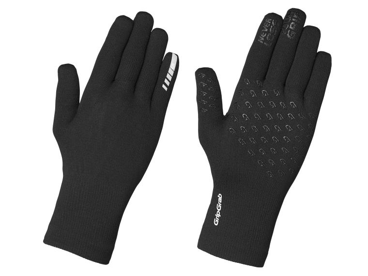GripGrab Waterproof Knitted Thermal Fietshandschoenen