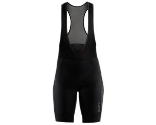 Craft Rise Bib Short  Black