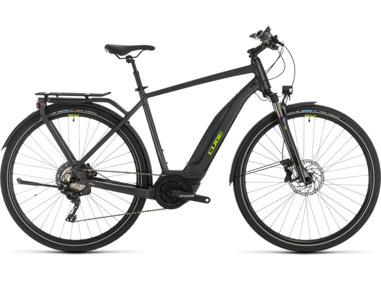 Cube Touring Hybrid EXC Heren