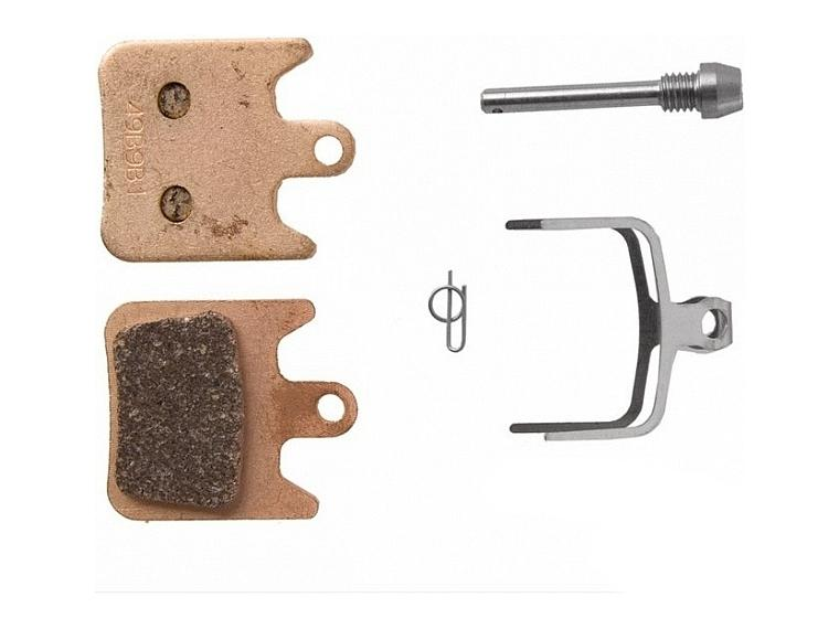 Hope X2 Disc Brake Pads Hard (Metal)