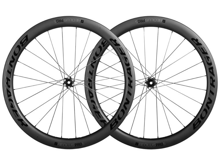 Bontrager Aeolus Pro 5 TLR Disc Road Bike Wheels Set
