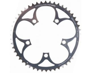 TA Specialites Zephyr Chainring Silver