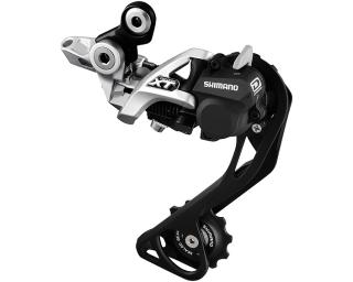 Shimano Deore XT M786 Shadow Plus Rear Derailleur Silver