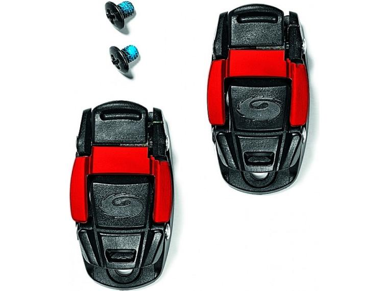 Sidi Caliper Buckle Black / Red