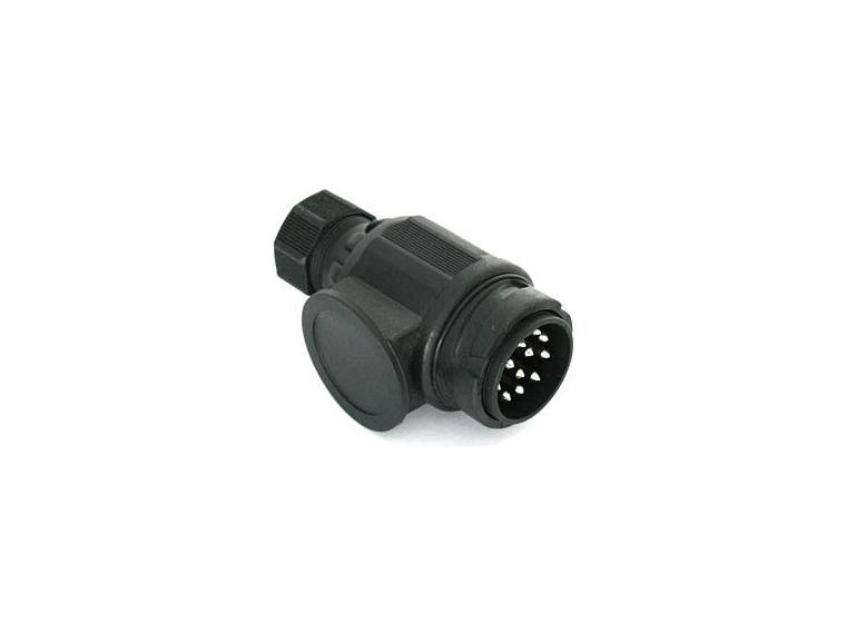 Import Stecker Jaeger 13 p / Universal 7 p 13 Polig
