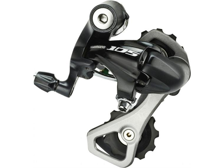 Shimano 105 5701 10 Speed 30T Rear Derailleur Black