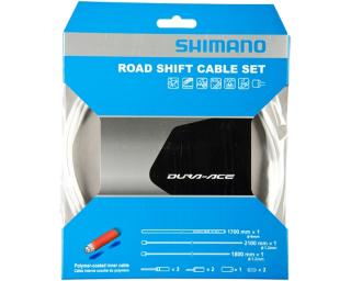 Shimano Dura Ace Shift White
