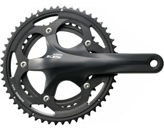 Shimano 105 5700 10 Speed Crankset Double
