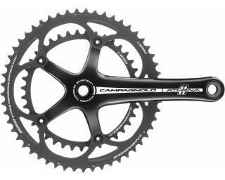 Campagnolo Athena 11 Speed Crankstel Zwart / Compact