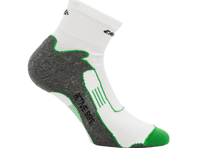 Craft Active Bike Socks White