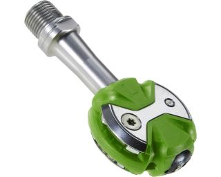 Speedplay Zero Stainless Pedalen Groen