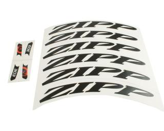 Zipp Decal set 303 Matte Black