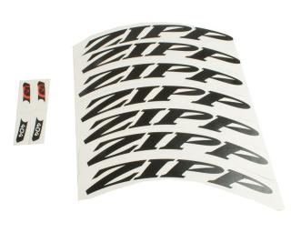 Zipp Decal set 404 Black
