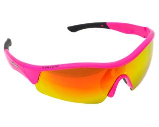 Trivio Vento Cycling Glasses Orange / Pink