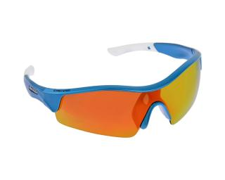 Trivio Vento Cycling Glasses Blue / Orange