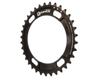 Rotor Q-Ring Aero 4 Arm Shimano 9000/6800/5800 Chainring Inner Ring