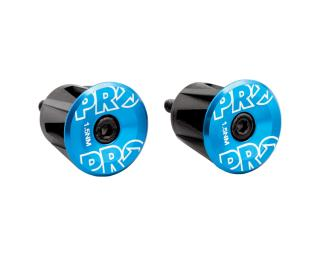 Embouts de Cintre Pro Bar end Plug Bleu