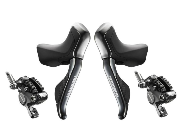 Shimano R785 Disc Di2 11-speed Postmount Gear Shifterset