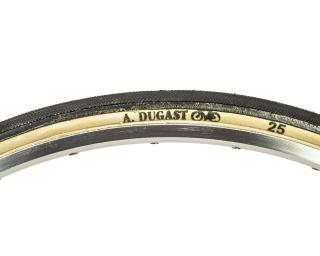 A Dugast Paris - Roubaix Cotton Tubular Tyre  Brown