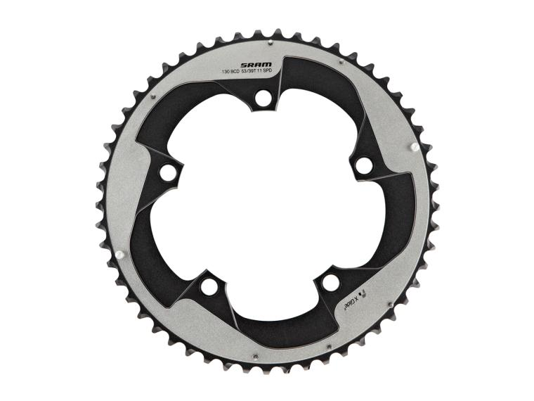 Sram Red 22 X-Glide Chainring Grey
