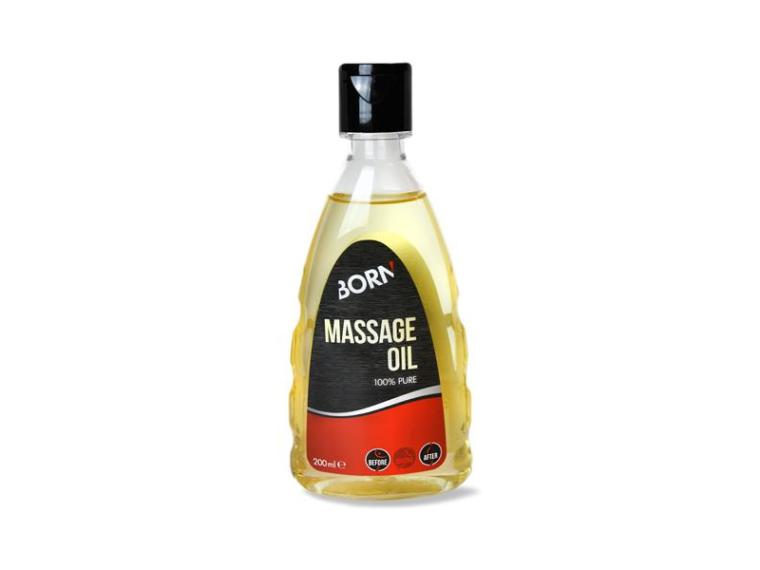 Born Massage Oil