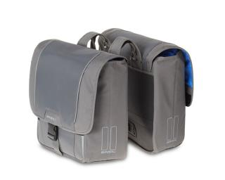 Basil Sports Design Double 32L Pannier Grey