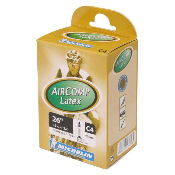 Michelin Aircomp Latex C4 Slange | Slanger