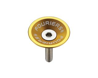 Fouriers Topcap light weight Gold