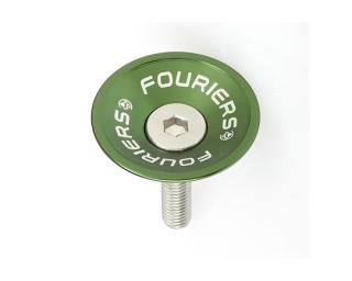 Fouriers Topcap light weight Groen