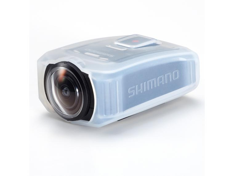 Shimano Cover CM-1000 Sport Camera White