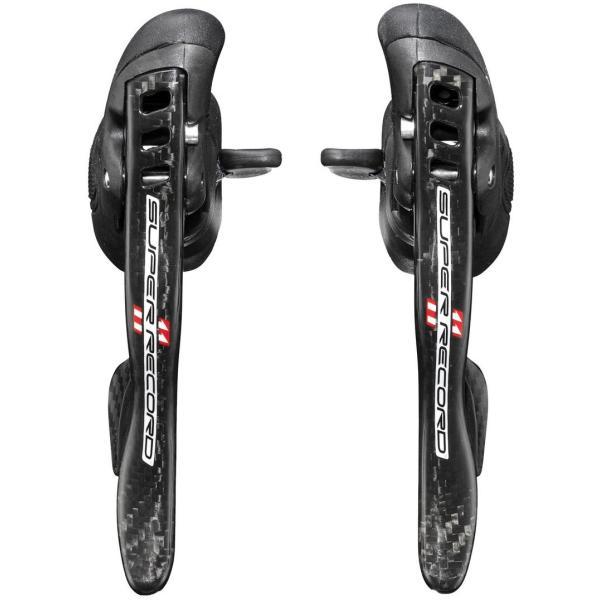 Campagnolo Super Record Ergopower Ultra Shift 2015 Gear Skiftegreb | Gear levers