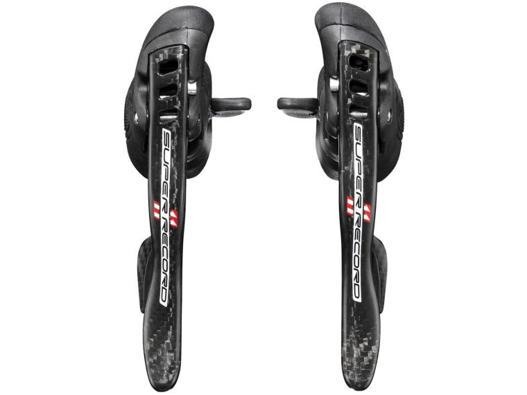 Campagnolo Super Record Ergopower Ultra Shift 2015 Gear Shifterset