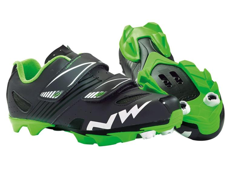Northwave Hammer Junior MTB Schoenen MTB Shoes Green