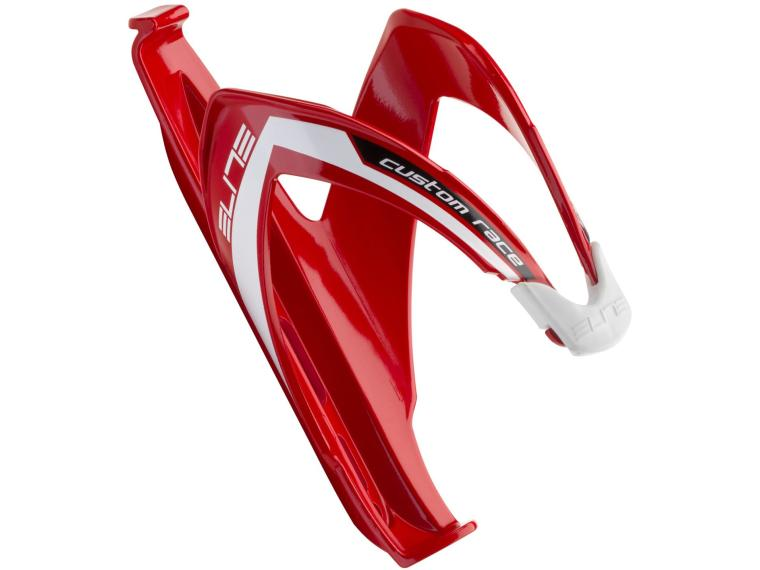 Elite Custom Race Bottle Cage Red