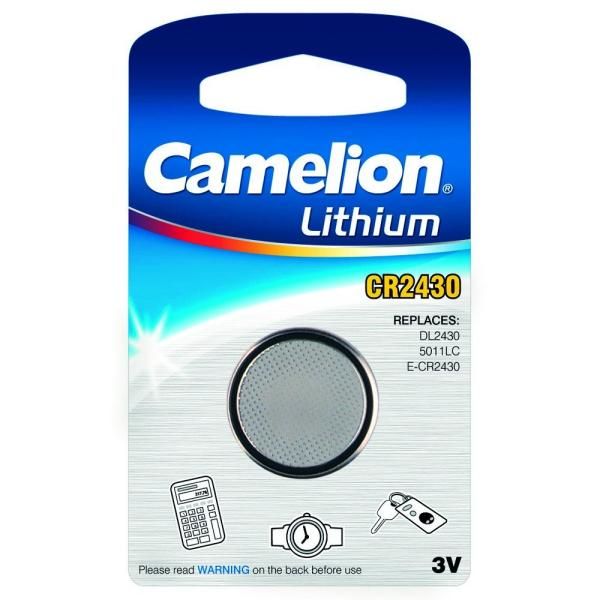 Camelion CR2430 Battery Knapcellebatteri | Computer Battery and Charger