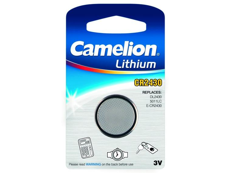 Camelion CR2430 Button Cell