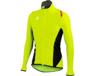 Sportful Fiandre Light NoRain Top Windjack Geel