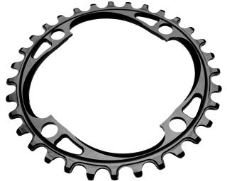 AbsoluteBLACK Narrow Wide Chainring Black